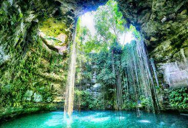 Yucatan Cenote