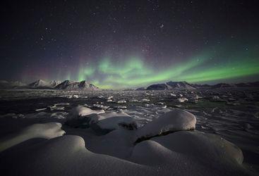 Aurora Borealis, Svalbard