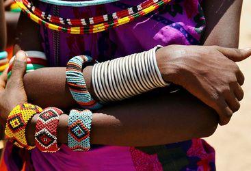 Masai jewelery