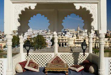 Building in Rajasthan