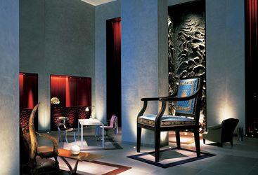 Clift Hotel Lobby