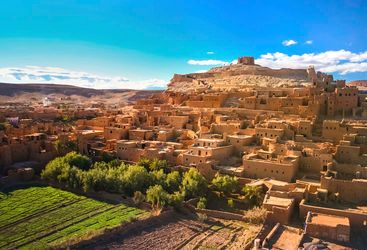 Southern Desert, Morocco