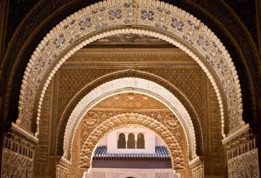 the alhambra architecture