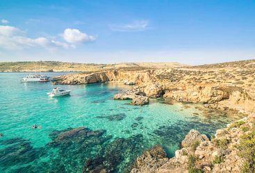 Comino Blue Lagoon Malta