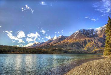 Lake Kathleen Yukon