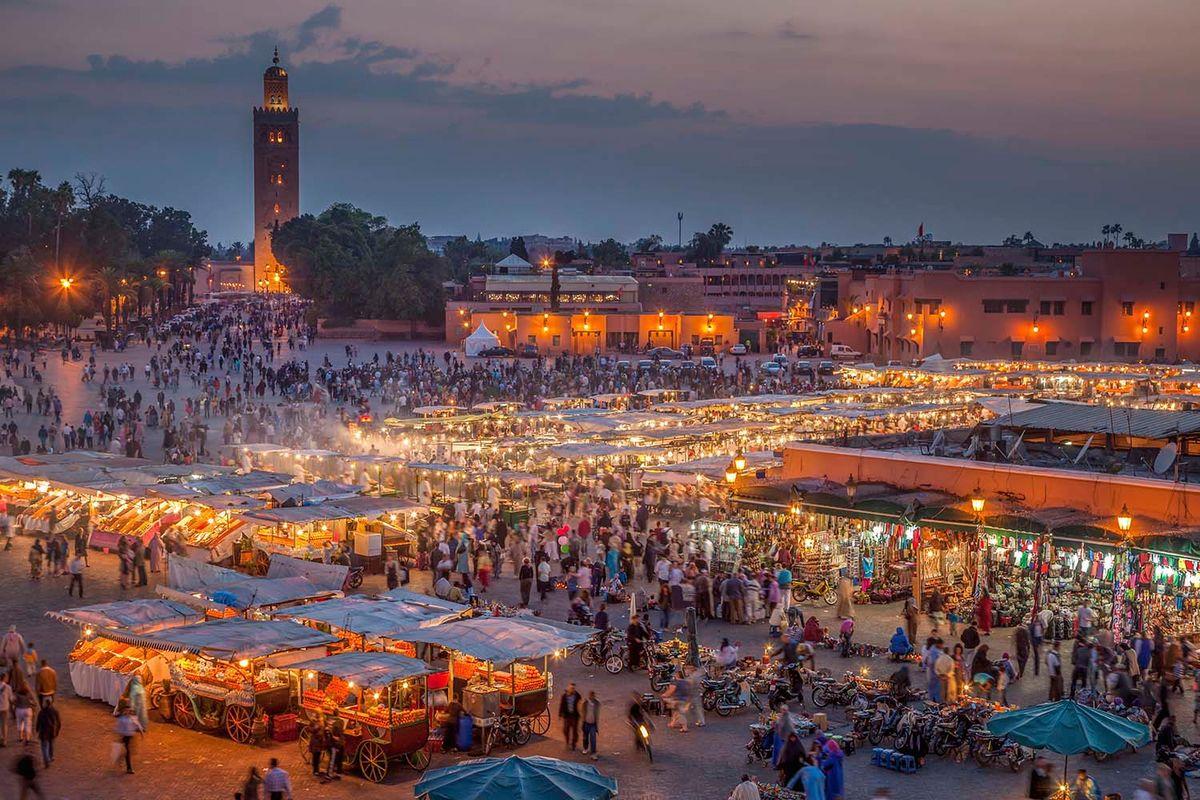 טיול פרטי למרוקו - מרקש