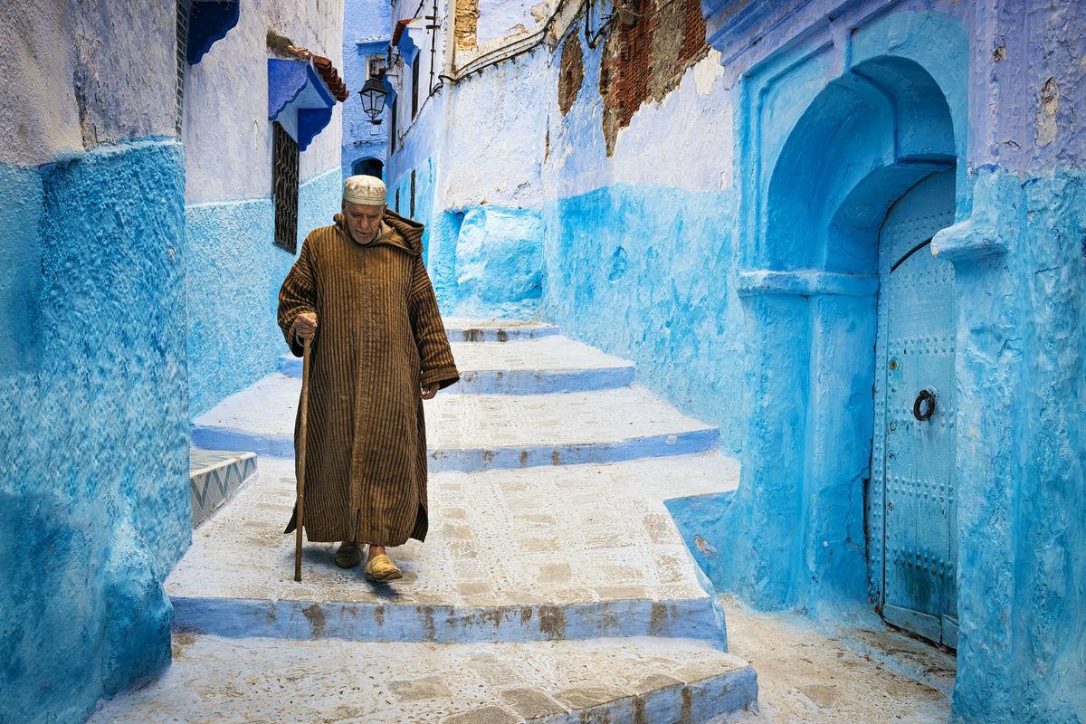 טיול עצמאי למרוקו - שיפשוואן