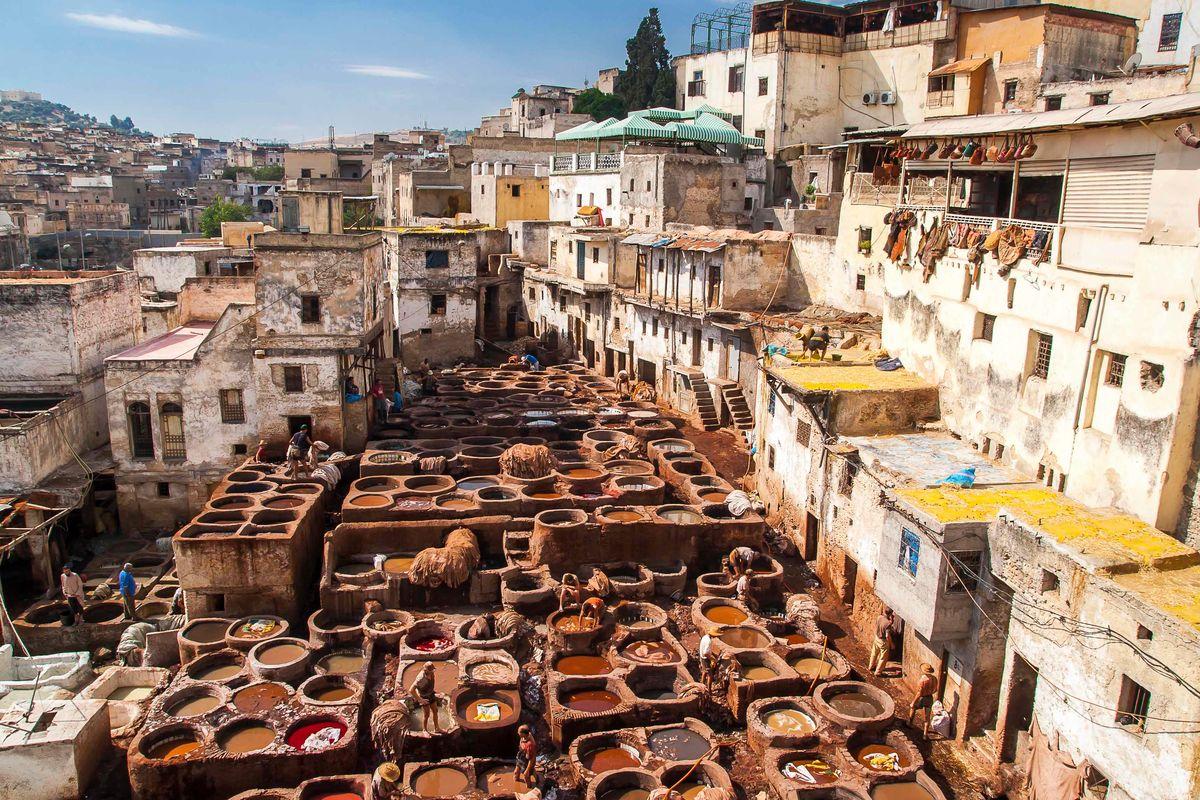 טיול עצמאי למרוקו - פאס