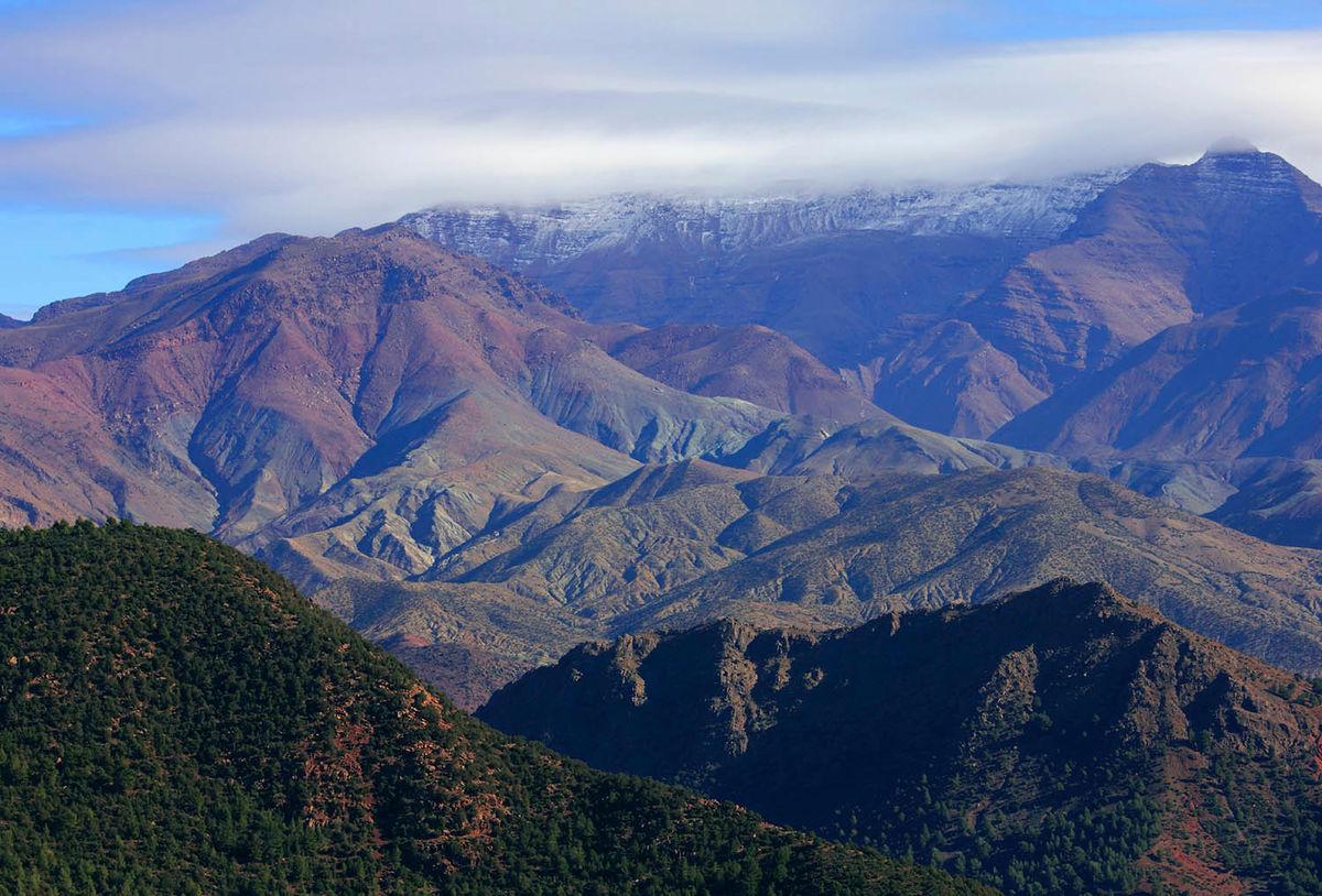 טיול פרטי למרוקו - הרי האטלס
