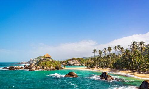 Tayrona beach, Colombia