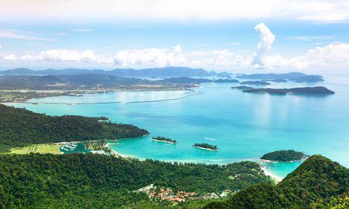 Pulau Langkawi View