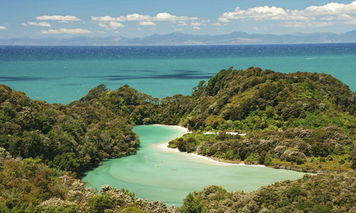 Abel Tasman Cove South Island