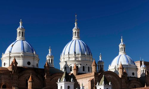 Domed Cathedral of Cuenca