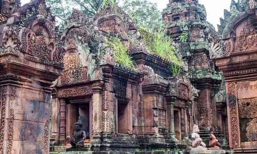 Banteay Srei at Angkor Wat