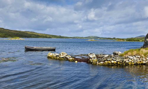 An image of Ardmore Bay, Cork