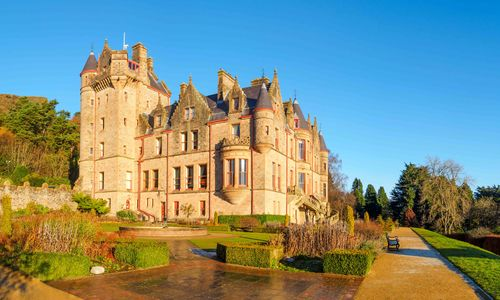 An image of Belfast Castle