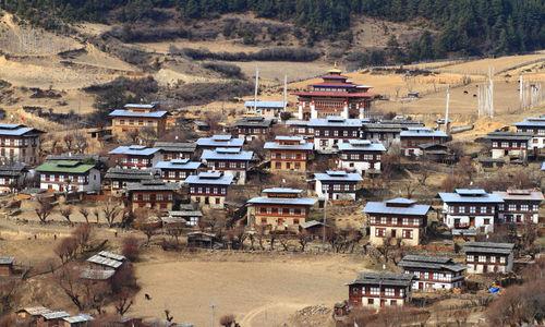 Dzong Village