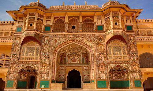 Rajasthan building