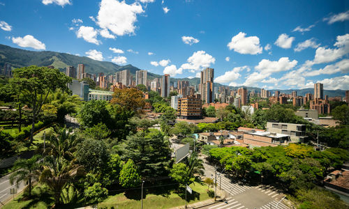 City View of Medellin