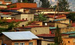 Kigali in Rwanda