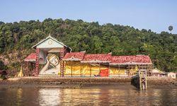Reclining buddha Burmese Archipelago