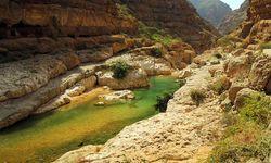 Wadi Shams, Oman