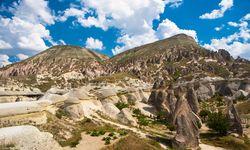 Chimneys in Cappadocia