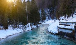 River through Julian Alps