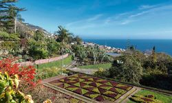 Botanical gardens in Madeira