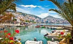 Saranda Port, Albania