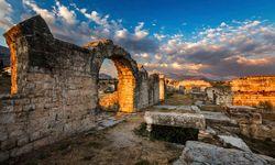 Croatia ruins