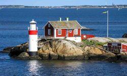 Gothenberg Gaveskar lighthouse