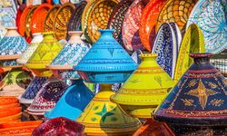 Pots in Morocco