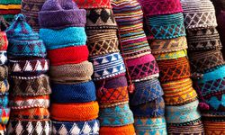 Moroccan hats