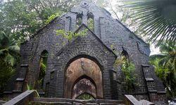 Church Ross ruins