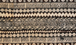 Fijian cloth