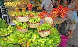 Morning market, Chiapas