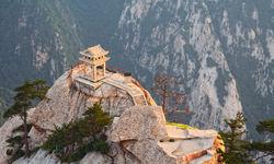 Hilltop Pagoda in Huashan