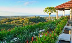 View from veranda in Peninsula Papagayo