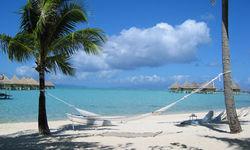 Hammock, French Polynesia