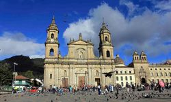 Piazza in Bogota