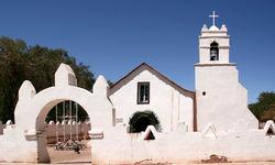 A Church in San Pedro