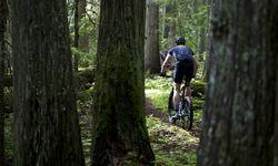 Biking British Columbia