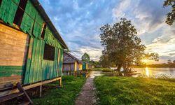 Peruvian Amazon Homes