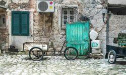 Street in Montenegro