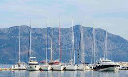 Boats in Montenegro