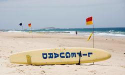 Lifeguard equipment, Bondi Beach