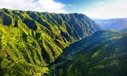 Hawaii valley
