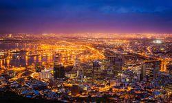 Cape Town evening