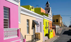 Cape Town street